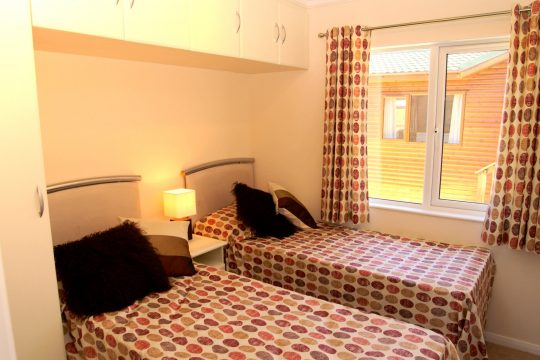 2 and 3 bedroom holiday lodges for sale in Devon