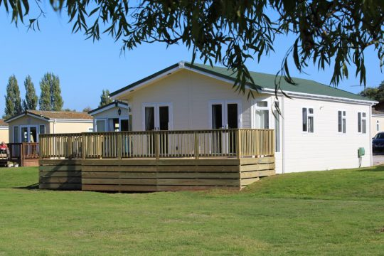 large holiday lodges for sale in Devon